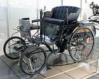Benz Velo — один из первых автомобилей.