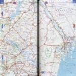 Карта автодорог Республики Калмыкия