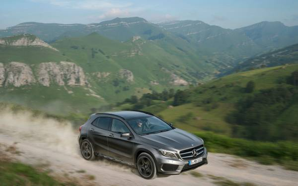 Mercedes-Benz GLA-klasse (X156) 4MATIC
